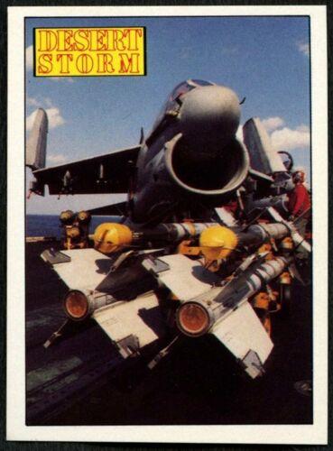 Vought A-7E Corsair II #16 Desert Storm 1991 Merlin Sticker C959