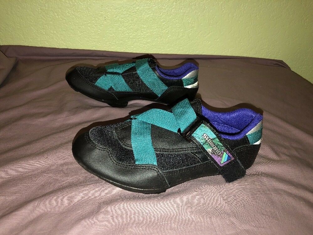 Shimano Vintage Style Cycling shoes SH-R070 Size 38 - Lace Free