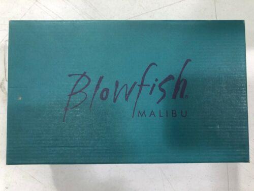 Blowfish Malibu Steel Grey Color Washed Canvas ShoesWomen/'s Size 7.5 NEW