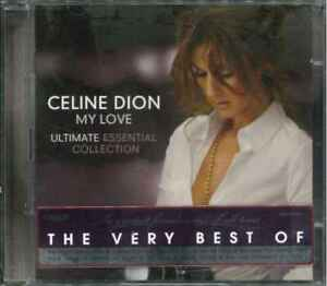 CELINE-DION-034-My-Love-Ultimate-Essential-Collection-034-Best-Of-2CD