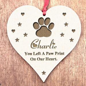 Personalizzata-Cane-Gatto-Cucciolo-Regali-Decorazioni-di-Natale-di-animali-domestici-Memorial-Bauble