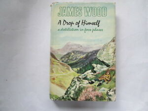 Acceptable-A-Drop-Of-Himself-James-Wood-1967-01-01-Dustjacket-has-been-price