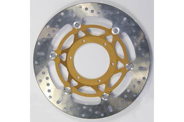Para Honda CBR 300 Rae (ABS Modelo) 14 EBC Derecho Disco de Freno Delantero
