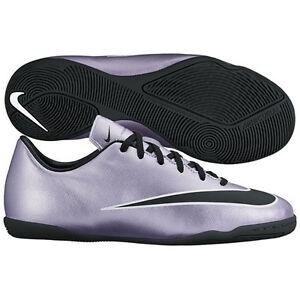 Nike Mercurial Victory IV IC Indoor Soccer Shoes 2015 Black