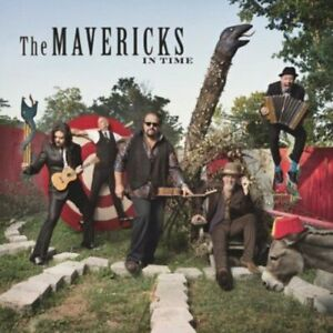 The-Mavericks-In-Time-NEW-CD