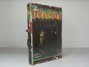 Dracula-Bram-Stoker-c1940s-ID850
