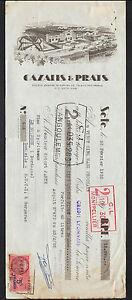 SETE-34-VINS-amp-LIQUEURS-034-CAZALIS-amp-PRATS-034-en-1955
