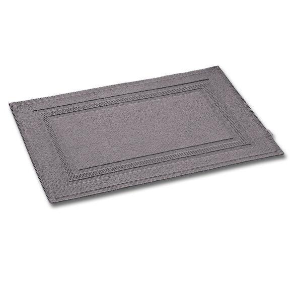 Rhomtuft Grace Badteppich, Teppich , 100% Baumwolle, gewebt, alle Farben, NEU