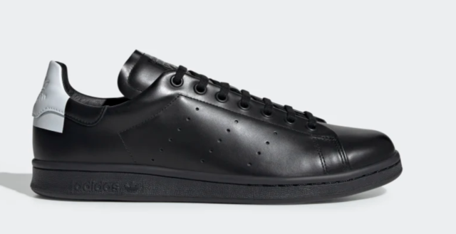 brand new 6c825 d2338 New! adidas STAN SMITH EE5786 Core Black / Cloud White / Gold Metallic  Shoes a1