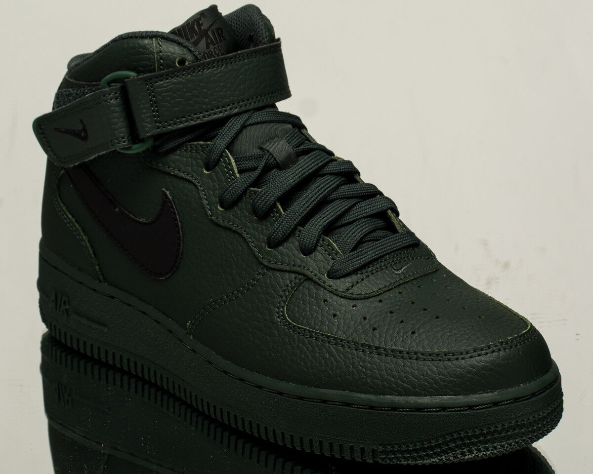Nike Air Force 1 Mid 07 AF1 men lifestyle sneakers NEW grove green 315123-303