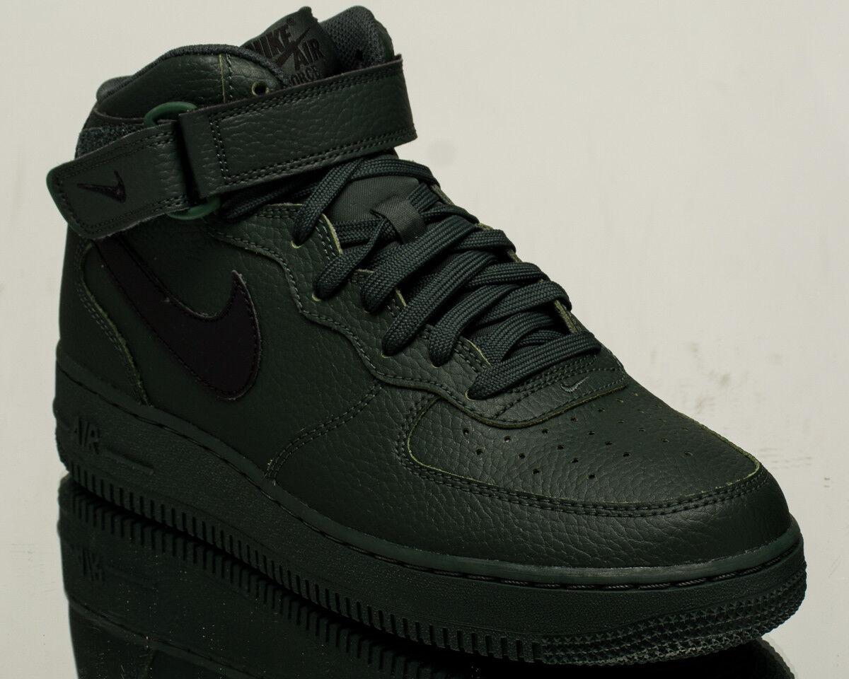 Nike Uomo Air Force 1 Mid 07 AF1 Uomo Nike lifestyle scarpe da ginnastica NEW grove green 315123-303 e8a5df