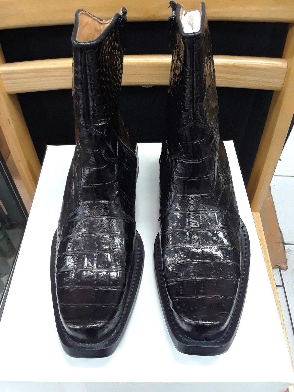 botas calzado \ BRUNO SERGI para Hombre de Cuero Genuino material 100% ver todos Pectures