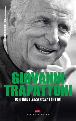 1 von 1 - Giovanni Trapattoni Ich habe noch nicht fertig