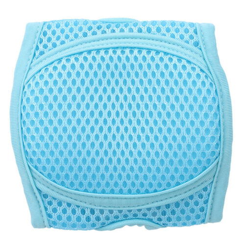 Useful Knee Mesh For Baby Crawling Protective Knee Pads Summer Safety Useful F