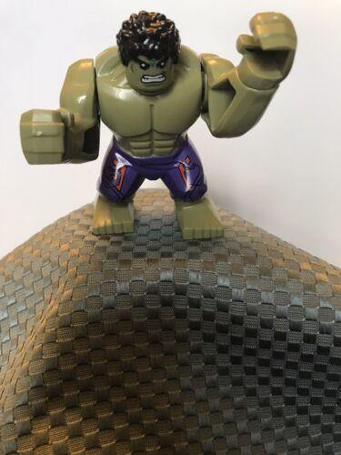 Marvel Avengers Superhero The Hulk Infinity War Minifigure ARRIVES IN 2-4 DAYS