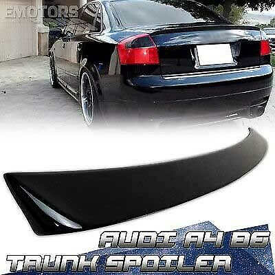 Painted AUDI A4 B6 Rear Boot Trunk Spoiler Wing NEW 02 05 §