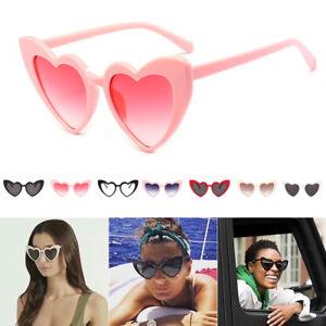 Women-Lovely-Heart-Shape-Sunglasses-Halloween-Cat-Eye-Retro-Sun-Glasses