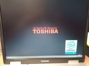 TOSHIBA SATELLITE PRO L20 Lsd Screen