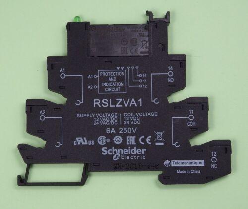 RSL1PVBU Schneider Electric Industrie Koppel Relais 24V DC 1xUM 6A w.Finder 38.