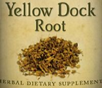 Yellow Dock Root Single Herb Extract Natural Liver Support Herbal Tincture Usa