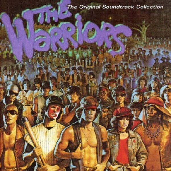 The Warriors Soundtrack CD NEW SEALED Joe Walsh/Desmond Child