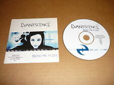 *EVANESCENCE CD SINGLE AUSTRIA BRING ME TO LIFE