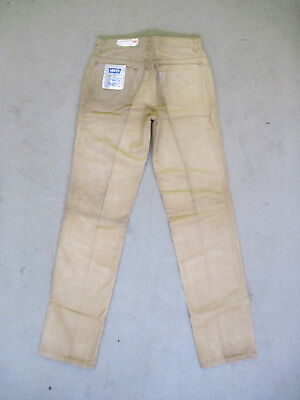 90er LEVI'S 630 STRAIGHT LEGS Cord Hose Jeans Jagdrün Wide Cropped Asos Monki