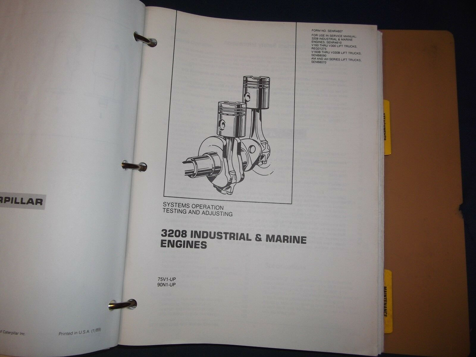 Marine Diesel Wiring Diagram Cat 3208 Caterpillar Data Diagrams U Com Engine