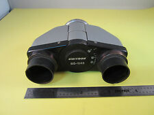 Microscope Part Unitron Head B15 1043 As Is Optics Binc1 26