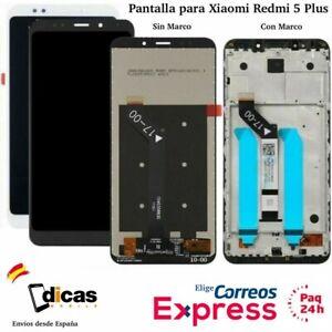 Pantalla-LCD-Xiaomi-REDMI-5-PLUS-Completa-TACTIL-MARCO-opcional-MEG7-MEI7
