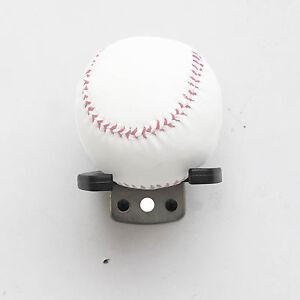 One Baseball Softball Display wall Mount Display Wall Rack Wall Holder - NO BALL