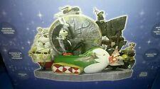 Tim Burton Disney Nightmare Before Christmas Musical Light Up Snowglobe in Box