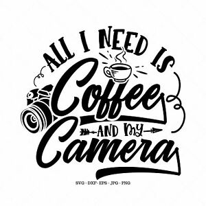 Download Photography, Gift Photographer Shirt, Coffee Lover, Funny ...