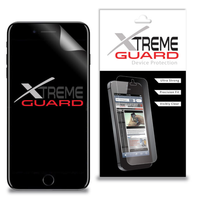 XtremeGuard Screen Protector For Apple iPhone 8 (Anti-Scratch)
