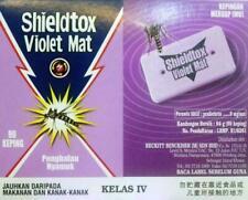Shieldtox Violet Mat Mosquito Repellent 90 Pcs 10 Hours Protection