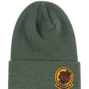 O'Neill Dino Army Green  Beanie Hat Cap
