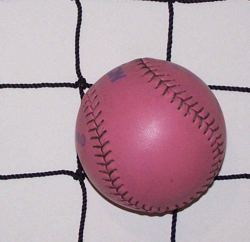 10' X 8' Béisbol Negro Cuadrado Malla de Nylon de impacto duro Panel Sport 2   42