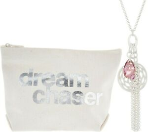Dogeared-Venus-Cluster-Necklace-and-Pouch-QVC-75-For-the-Dream-Chaser