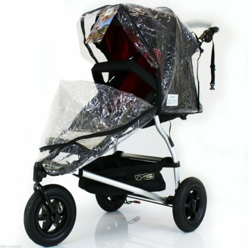 Raincover Fts Baby Jogger City Mini Micro Pushchair