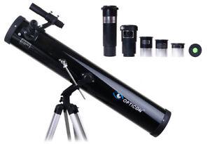 Profi teleskop opticon discovery huygens barlow