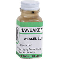 Hawbaker's Weasel Lure 1 Oz. One Of The Best Weasel Lures