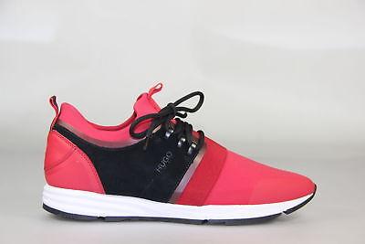 HUGO BOSS  Hybrid Runn mxsc1 Medium Red Herren Sneaker