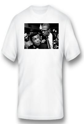 Muhammad Ali Malcolm X Shirt | eBay