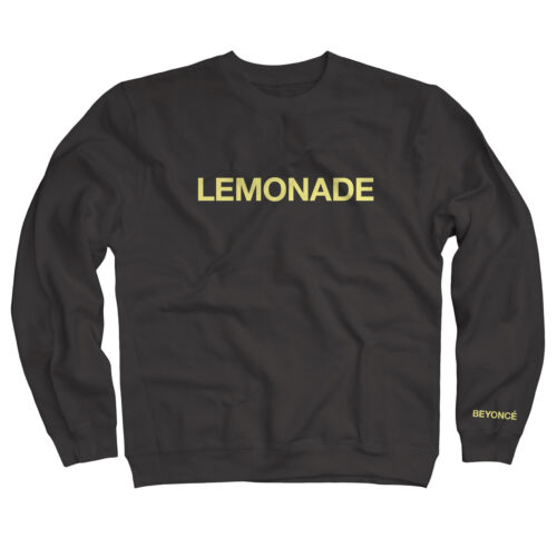 Beyonce LEMONADE Long sleeve T shirt unisex size Medum