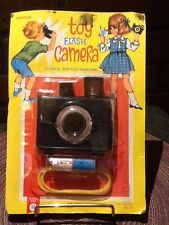 Vintage 1968 Merry's Toy Flash Camera - Merry Matic - In Original Packaging