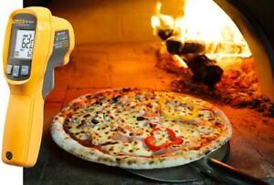 Fluke-62Max-plus-Perfect-Pizza-Oven-Temperature-IR-Thermometer-30-650-C