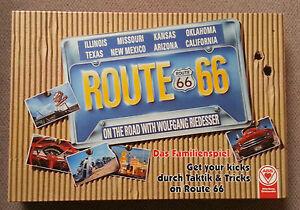 ROUTE 66 - ASS - Wolfgang Riedesser - Deutschland - ROUTE 66 - ASS - Wolfgang Riedesser - Deutschland