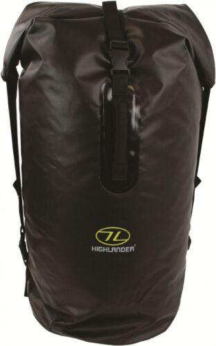 Troon Drybag Duffle 70 Black Camping/Hiking
