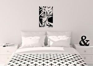 Goku-Dragon-Ball-Z-Anime-Inspired-Design-Bedroom-Wall-Art-Decal-Vinyl-Sticker