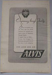 1943-Alvis-Original-advert-No-1
